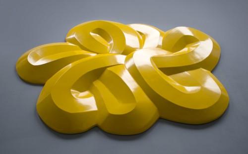 gelbe Skulptur_1