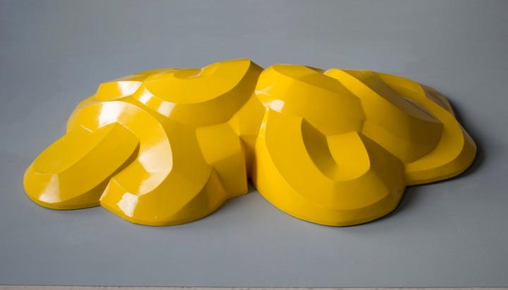 gelbe Skulptur_2